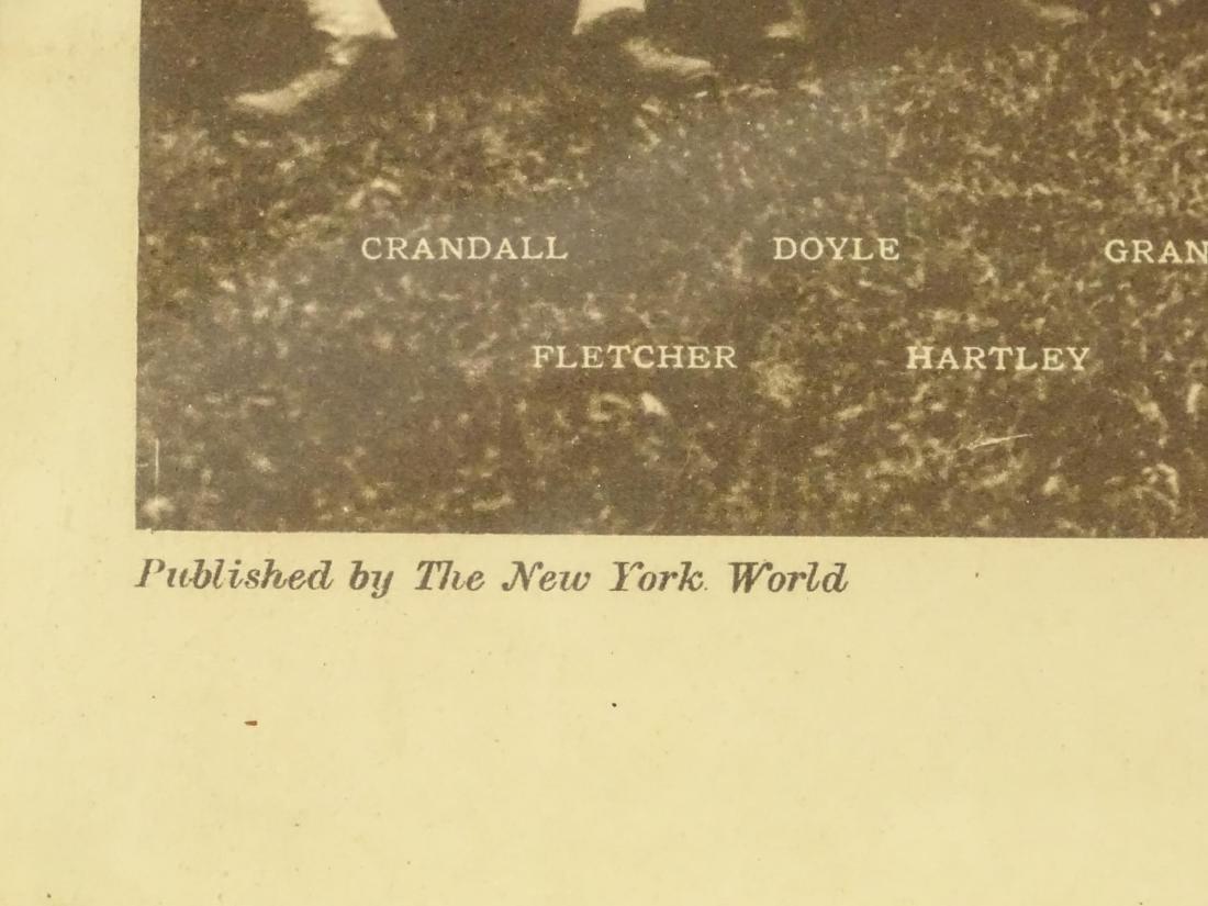 New York Baseball Club Photograph Print - 4