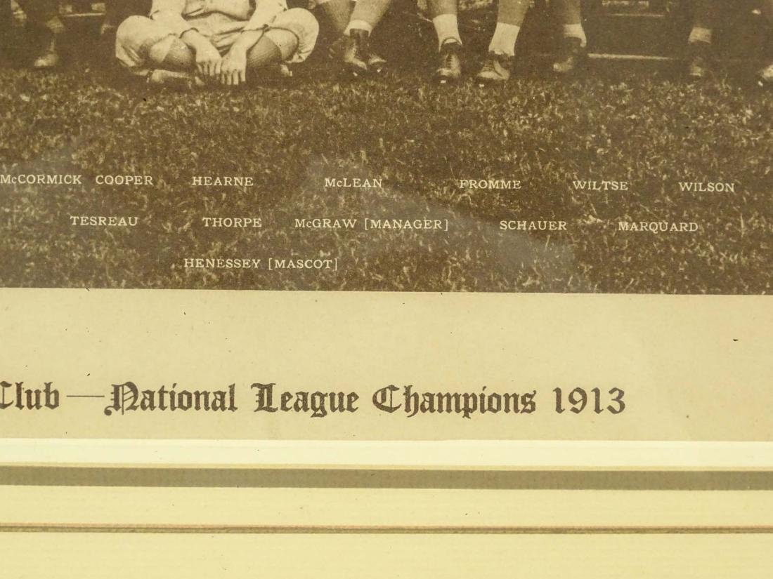 New York Baseball Club Photograph Print - 6