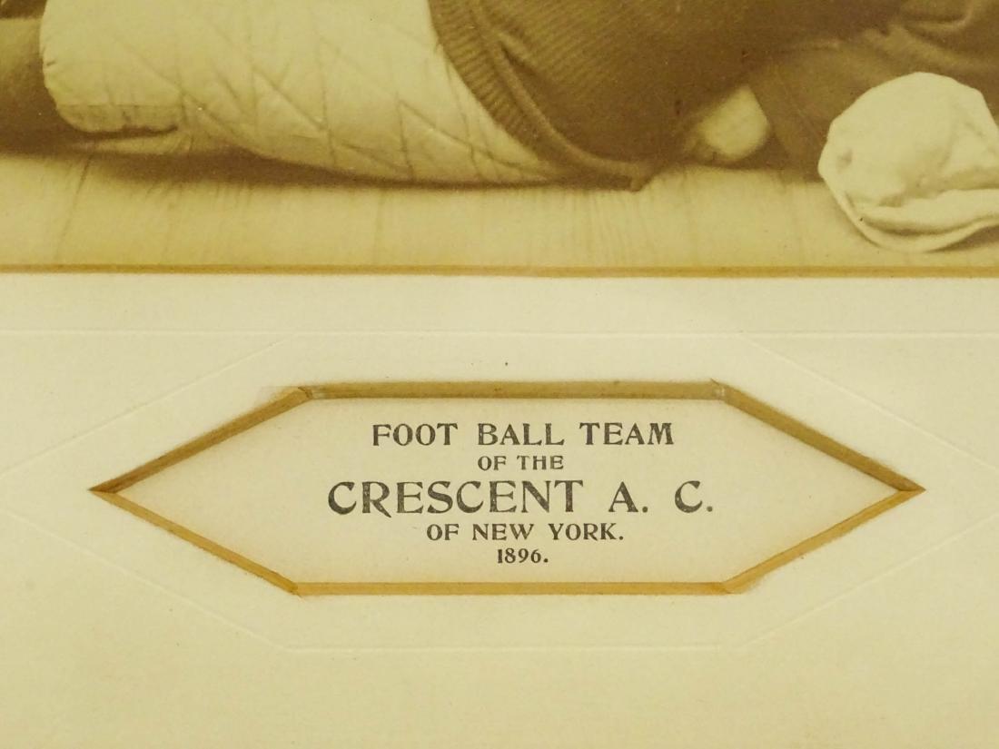 Early Football Team Photograph - 3