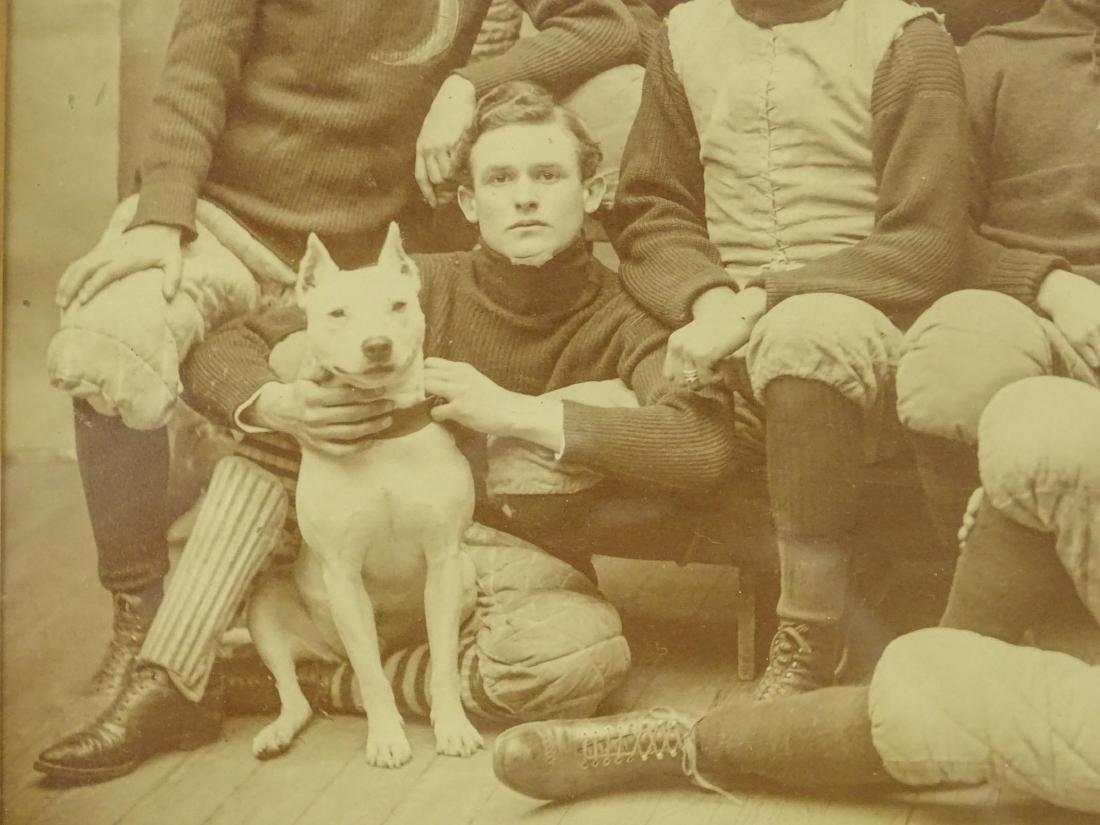 Early Football Team Photograph - 4
