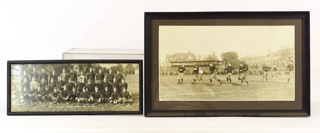 Early Football Photographs