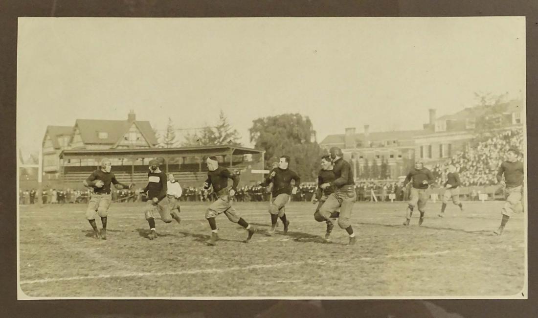 Early Football Photographs - 2