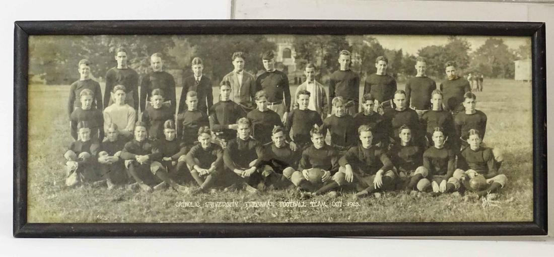 Early Football Photographs - 3