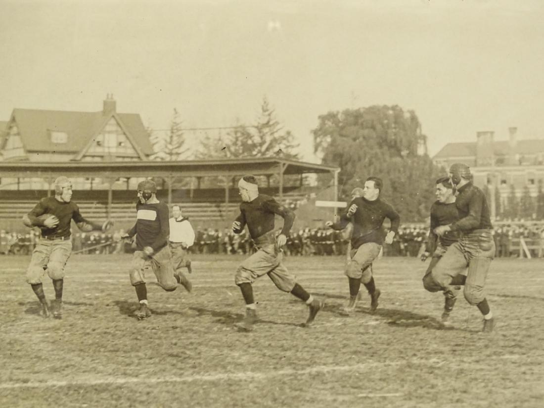 Early Football Photographs - 5