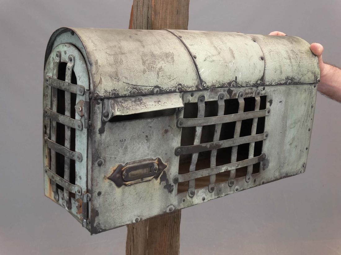 Arts & Crafts Period Mailbox - 2