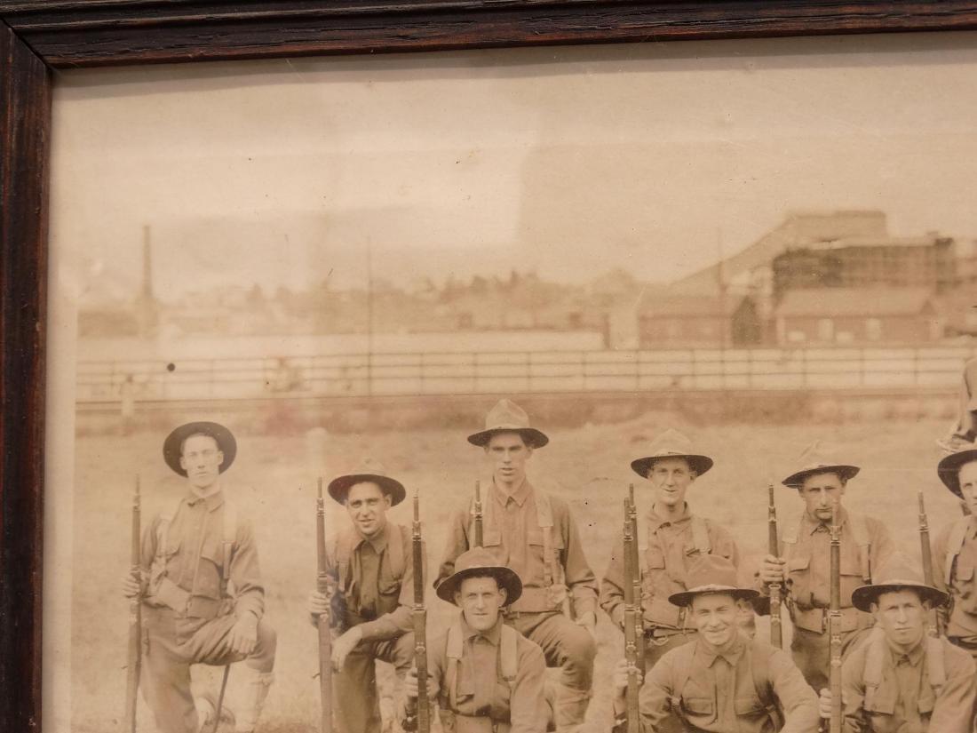 Military Yard Long Photographs - 10