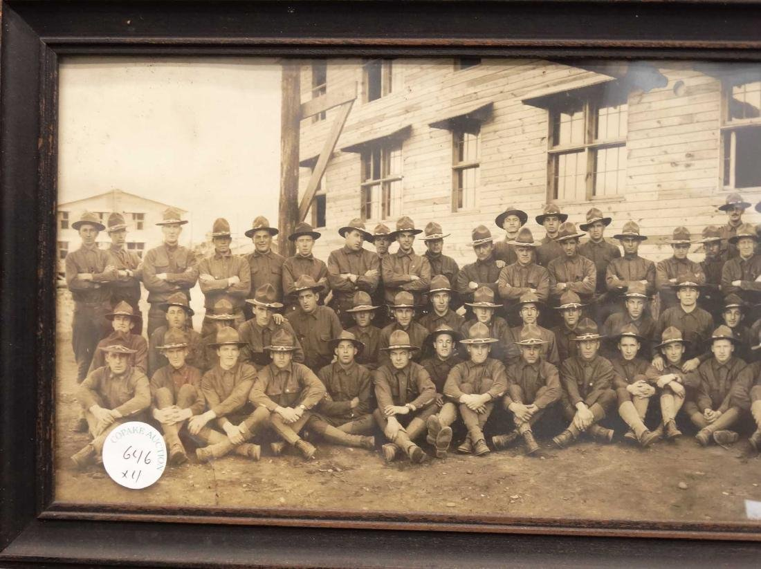 Military Yard Long Photographs - 2