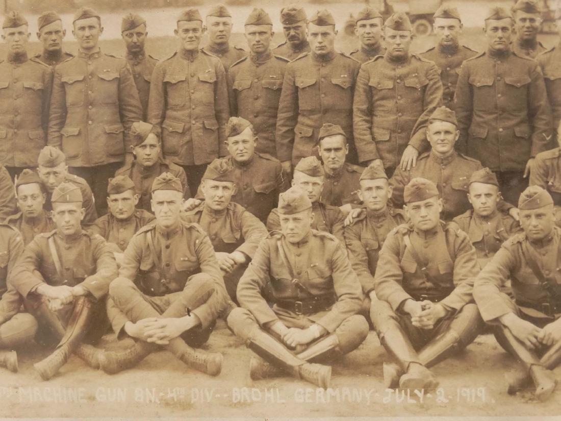 Military Yard Long Photographs - 9