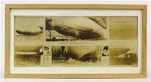 Early Graf Zeppelin Photograph