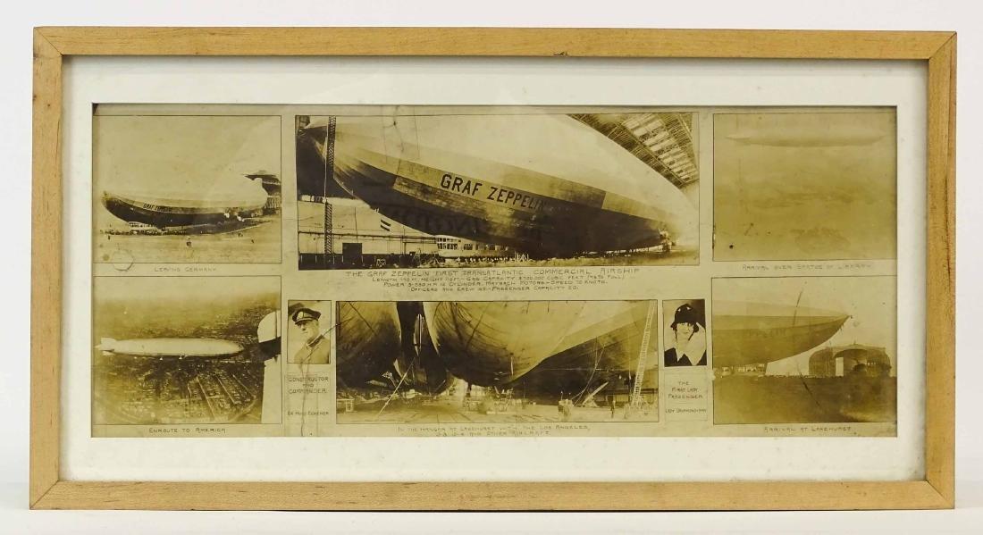 Early Graf Zeppelin Photograph