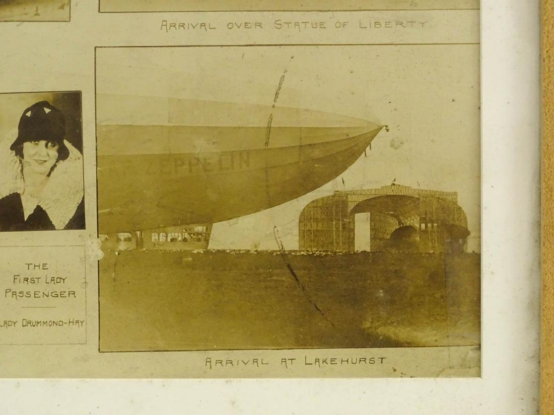Early Graf Zeppelin Photograph - 6