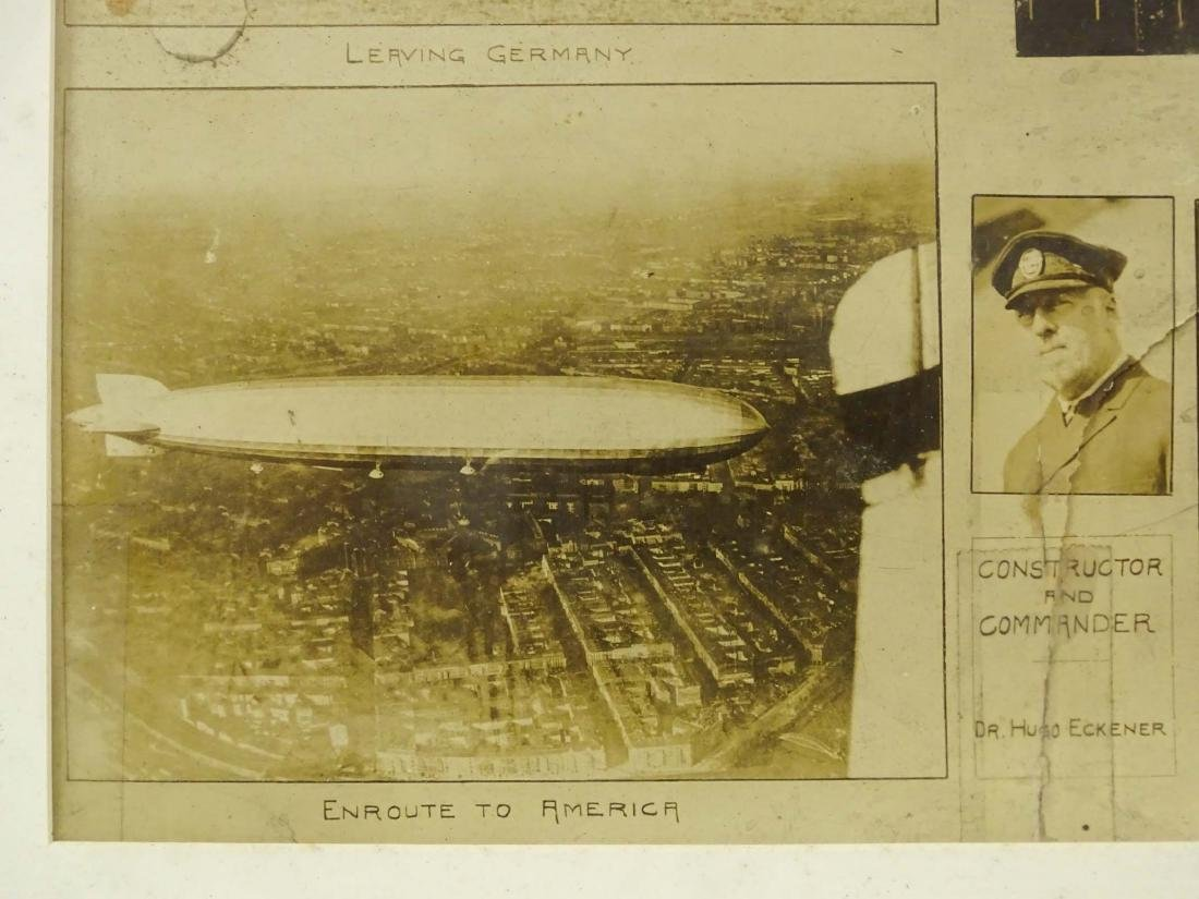 Early Graf Zeppelin Photograph - 7