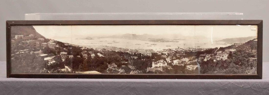 Hong Kong Harbor Photograph
