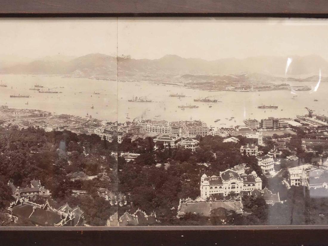 Hong Kong Harbor Photograph - 3
