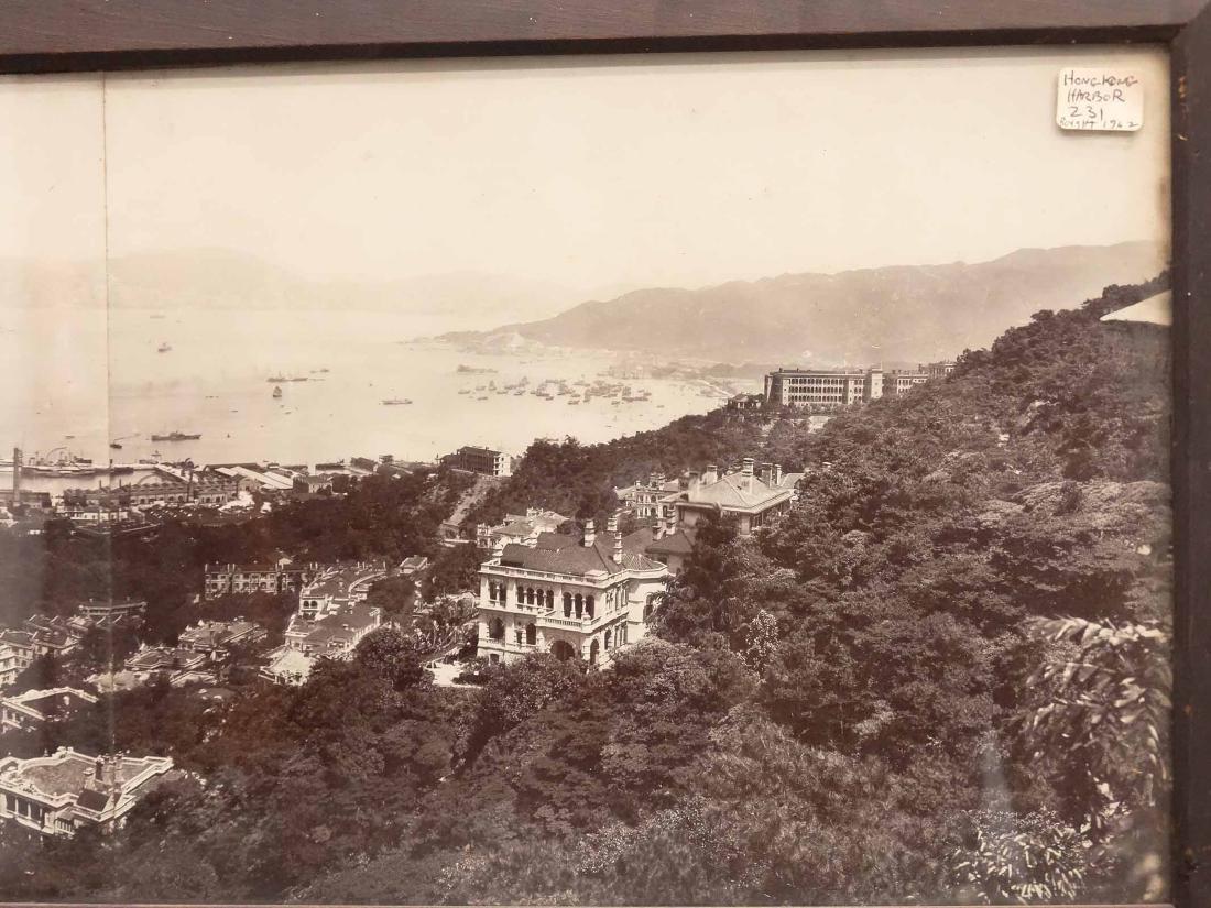 Hong Kong Harbor Photograph - 4