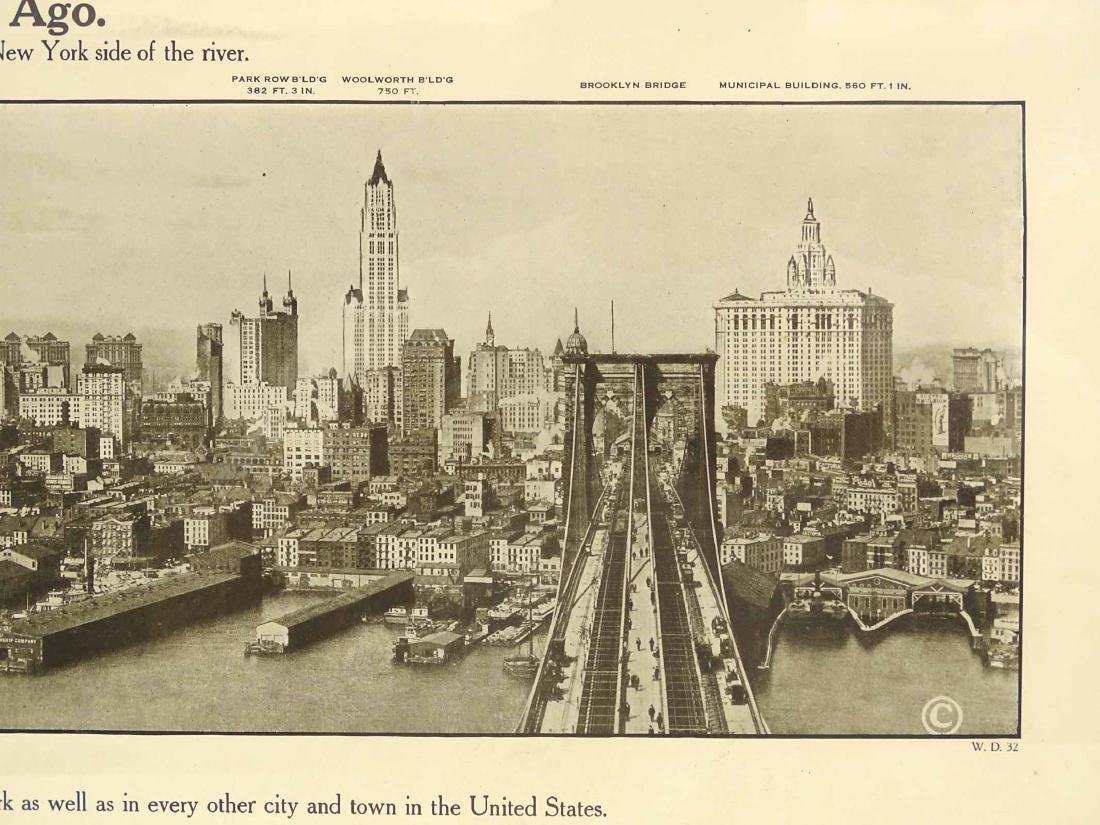 1913 New York City Print - 10