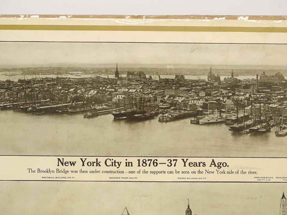 1913 New York City Print - 2