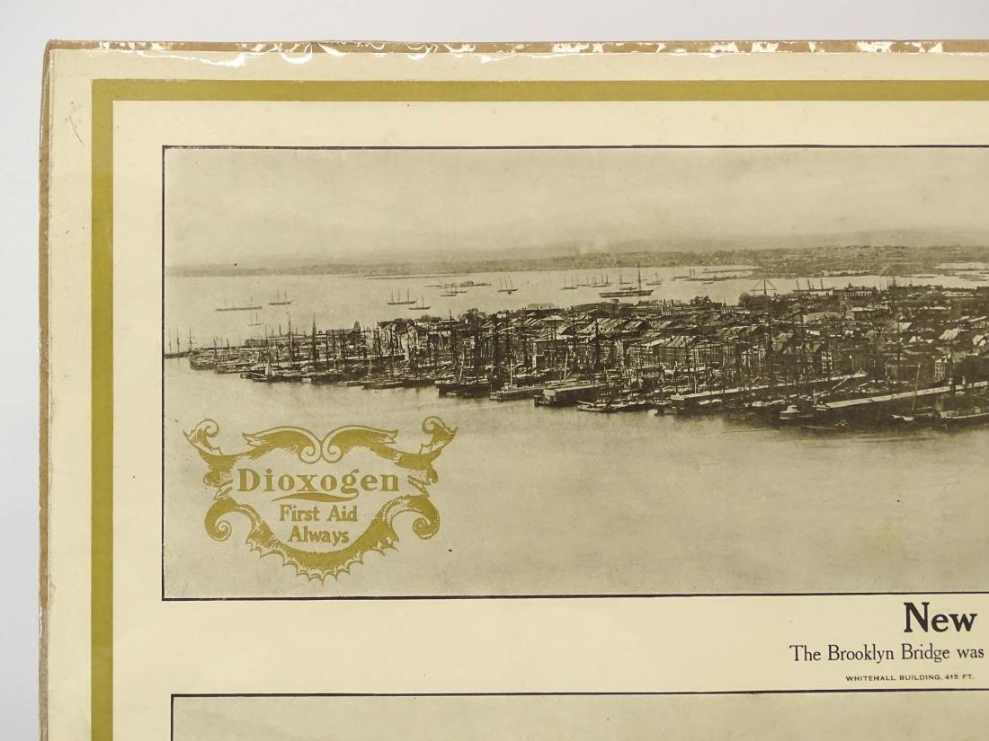 1913 New York City Print - 3