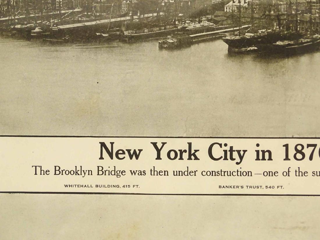 1913 New York City Print - 6