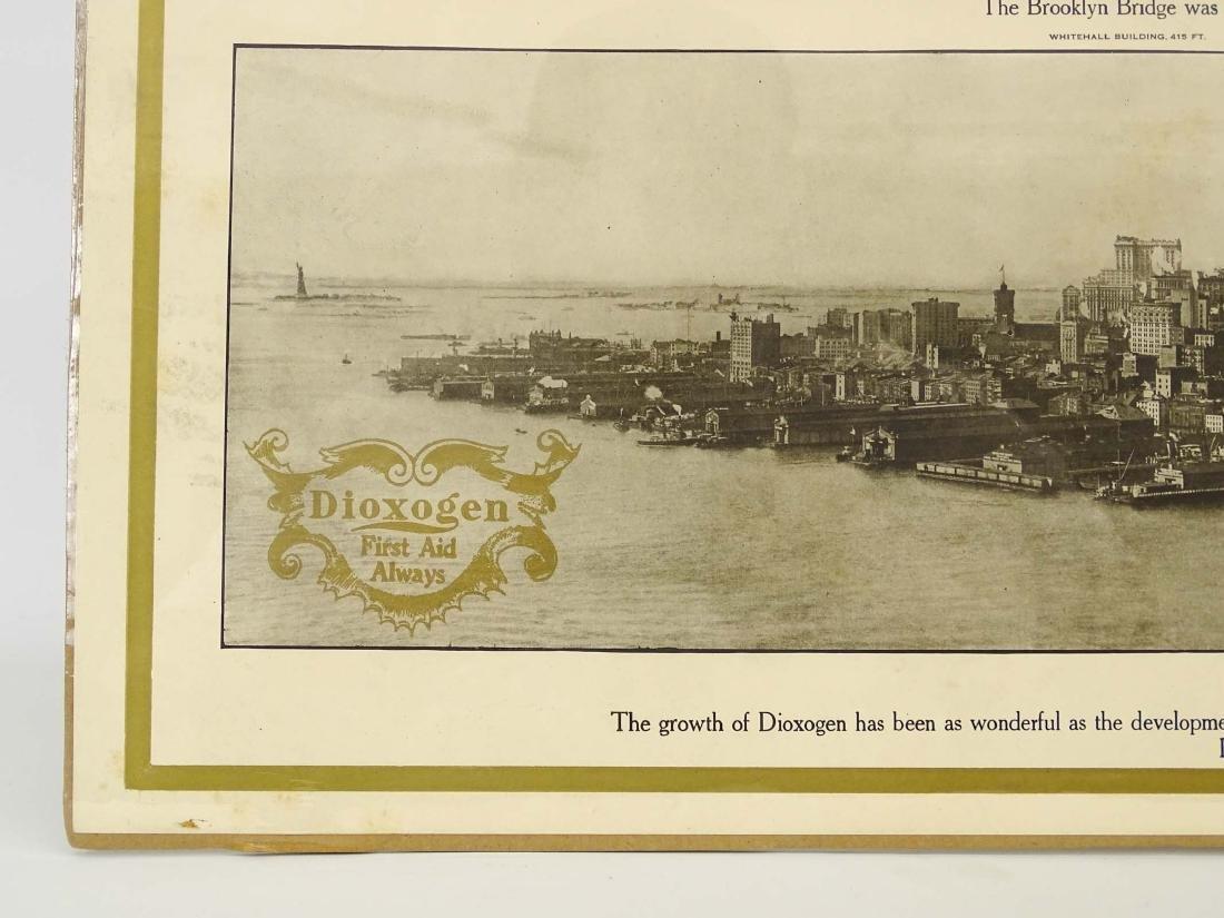 1913 New York City Print - 8