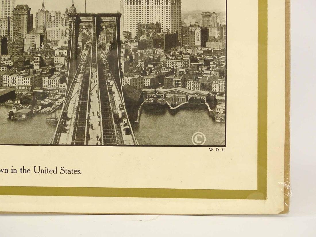 1913 New York City Print - 9