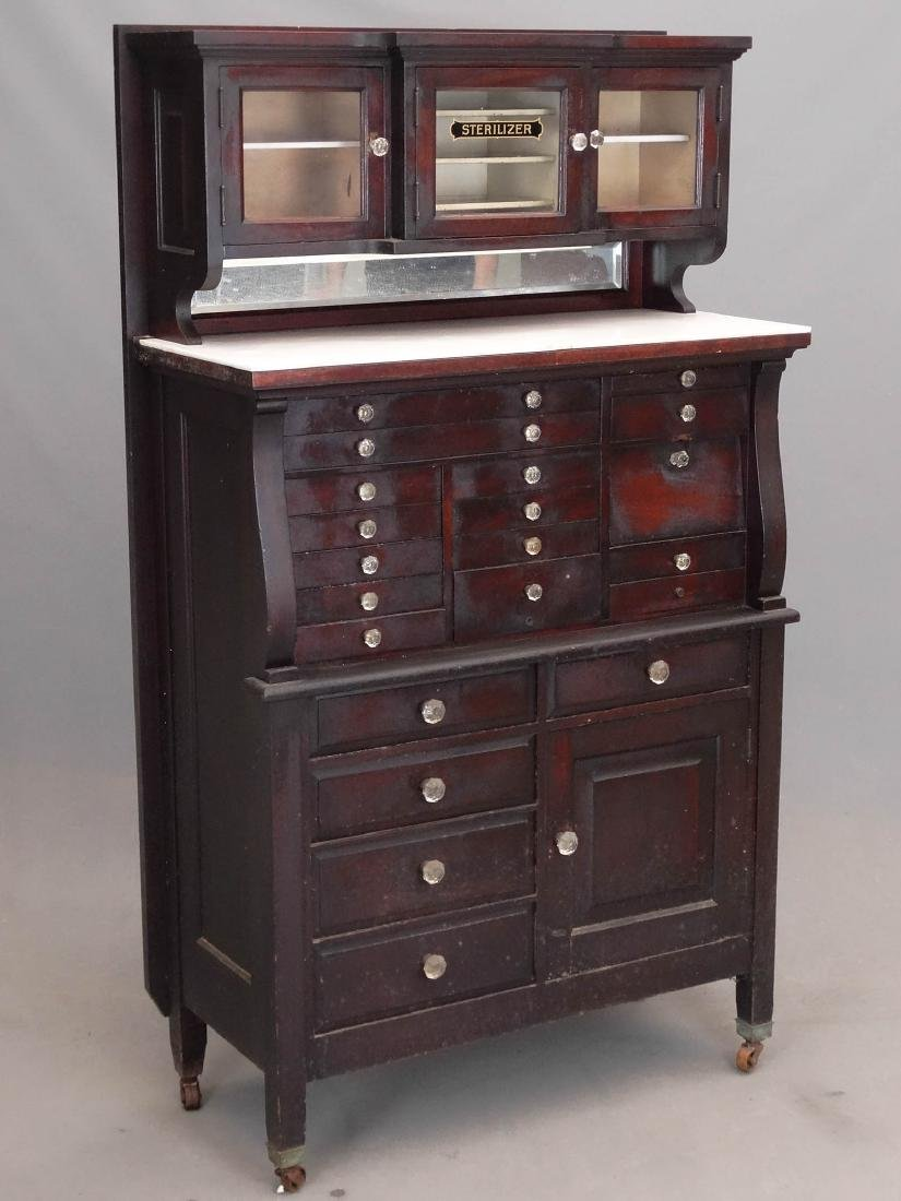 Victorian Dental Cabinet