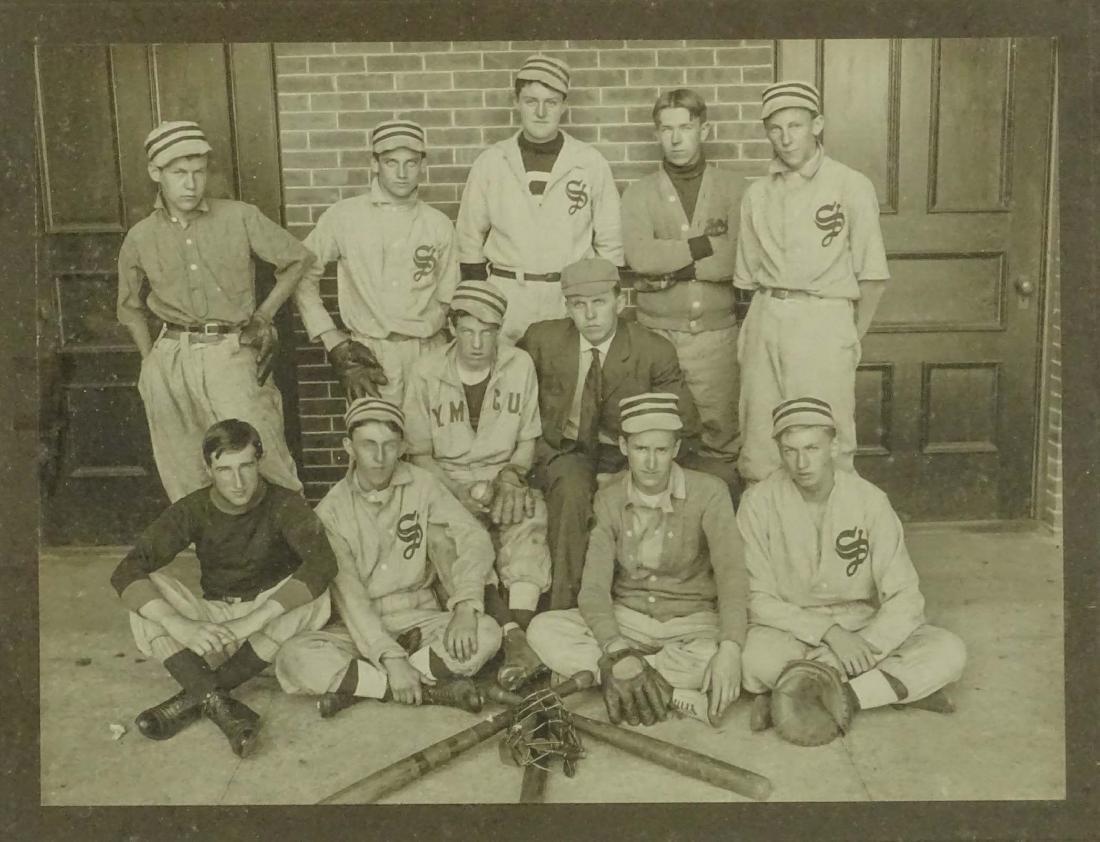 Baseball Team Photograph - 2