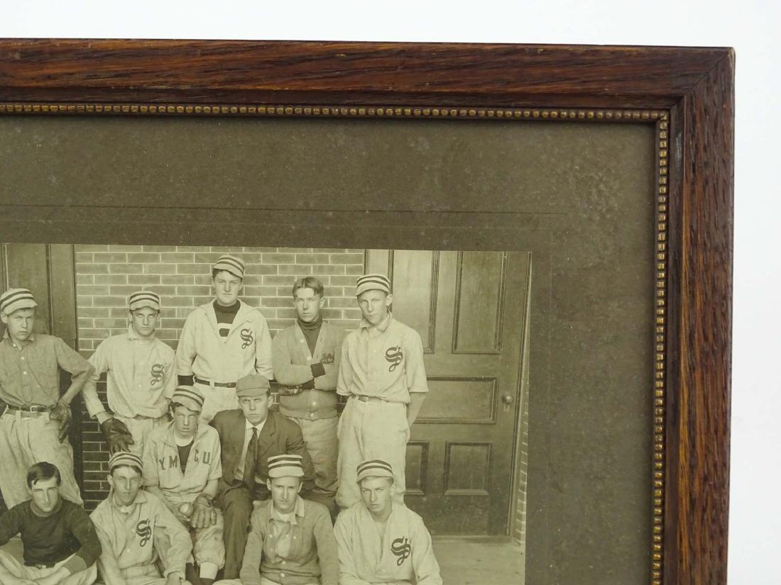 Baseball Team Photograph - 3