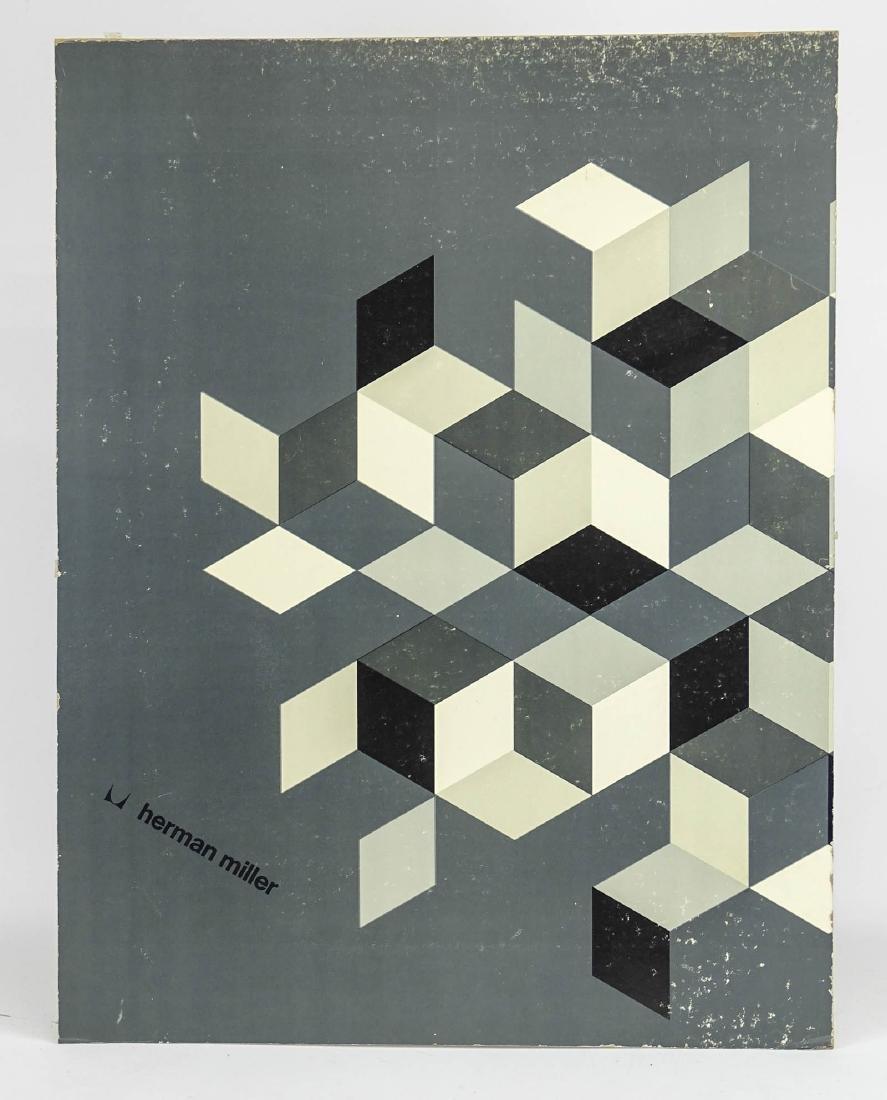 Herman Miller Vintage Poster