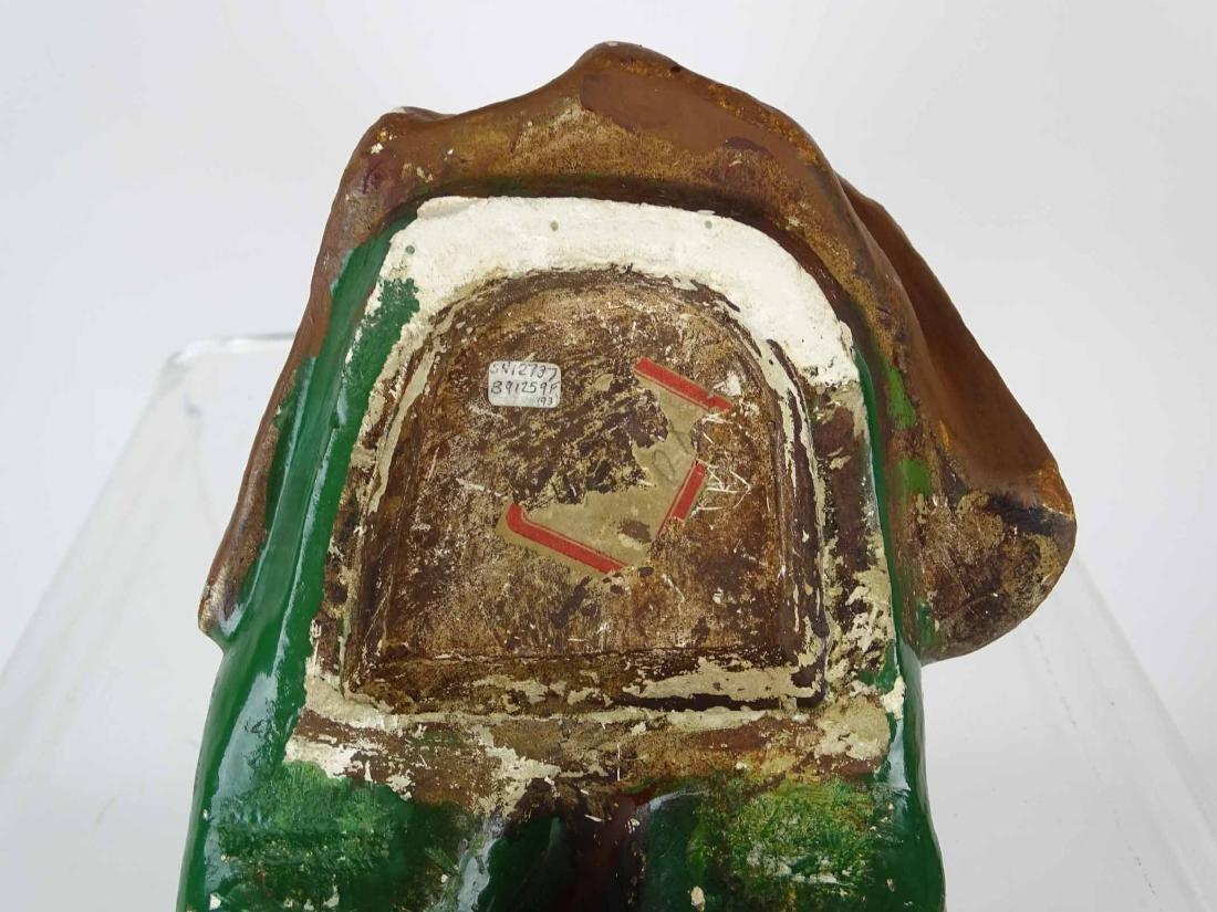 Early Plaster Black Americana Figure - 8