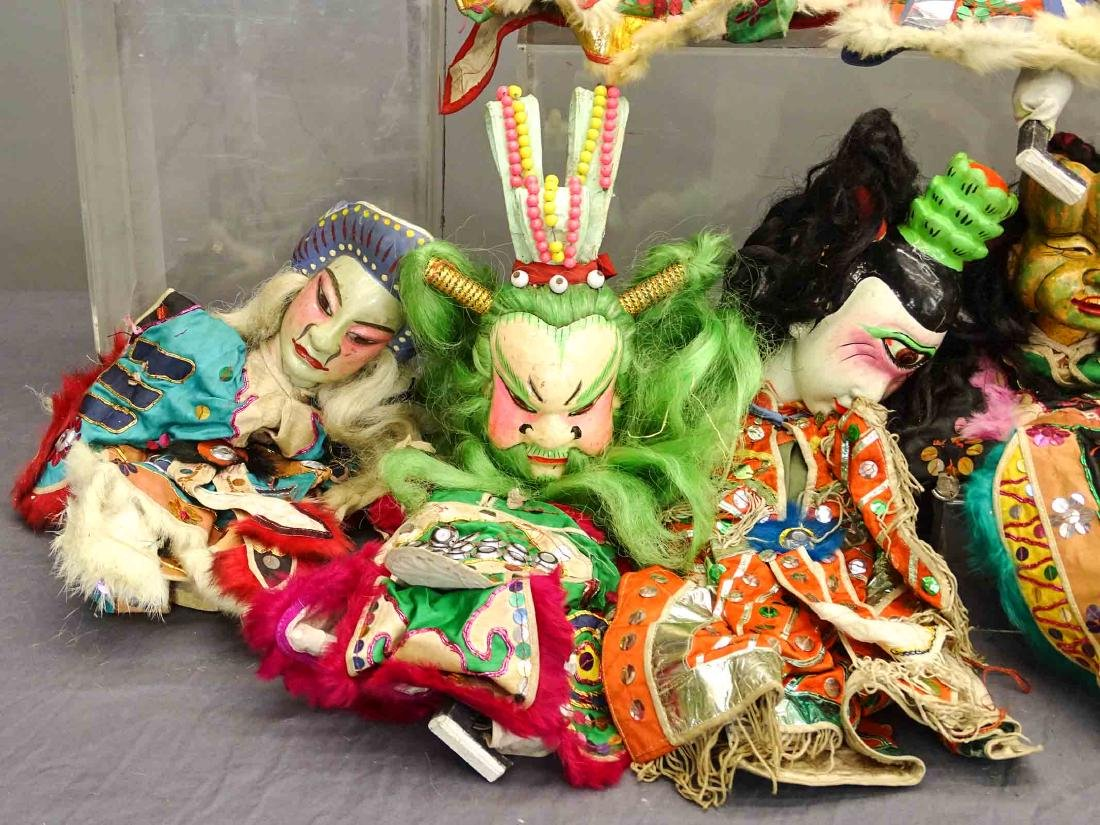 Siamese Puppets - 5