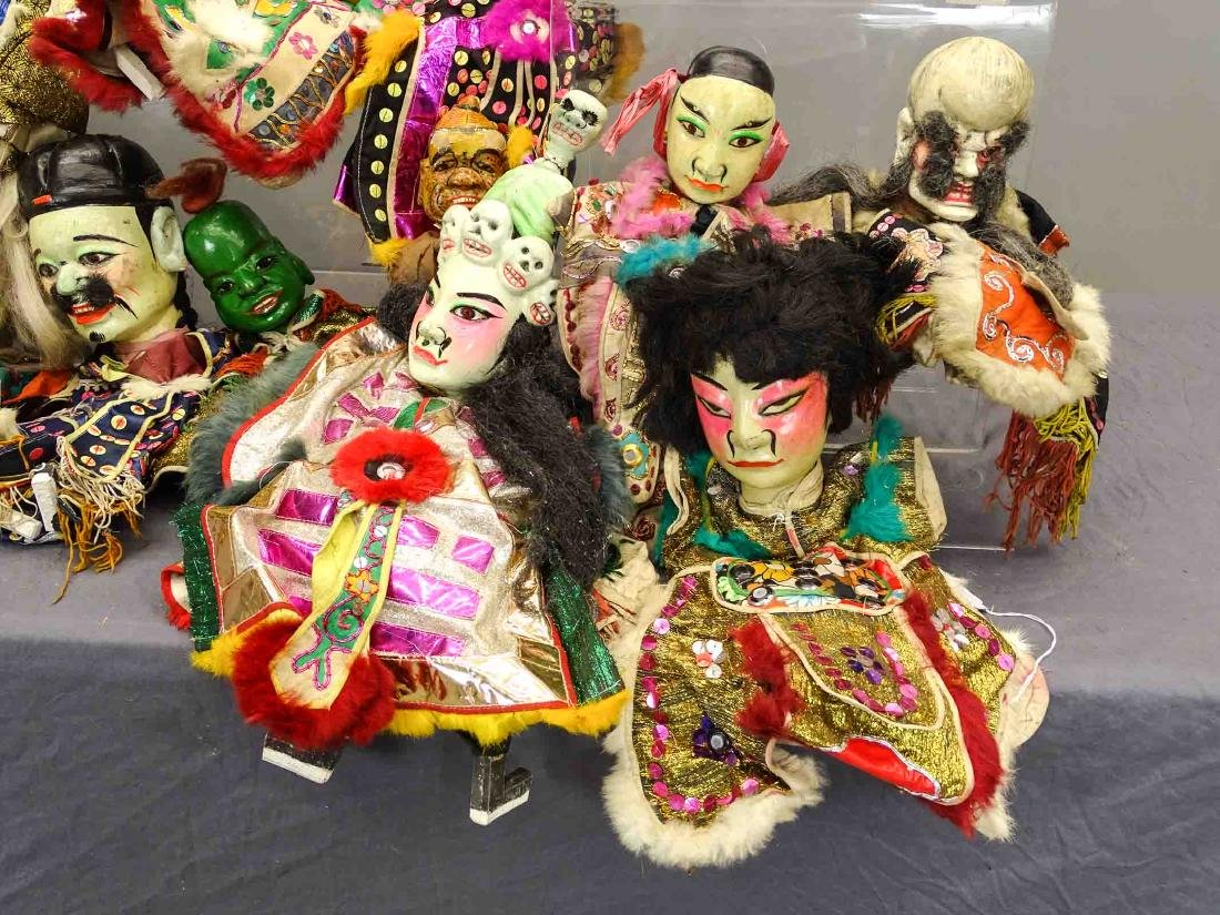 Siamese Puppets - 6