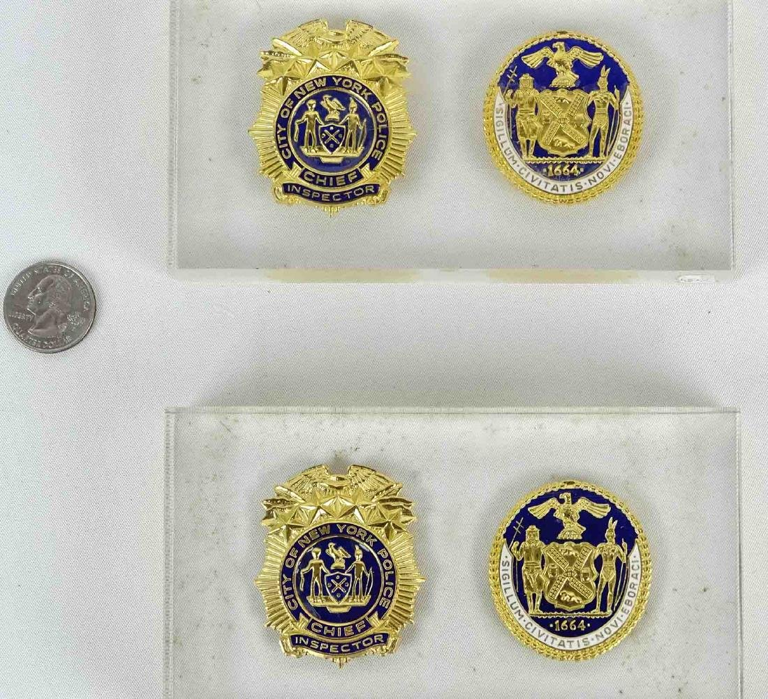New York City Police Paperweights