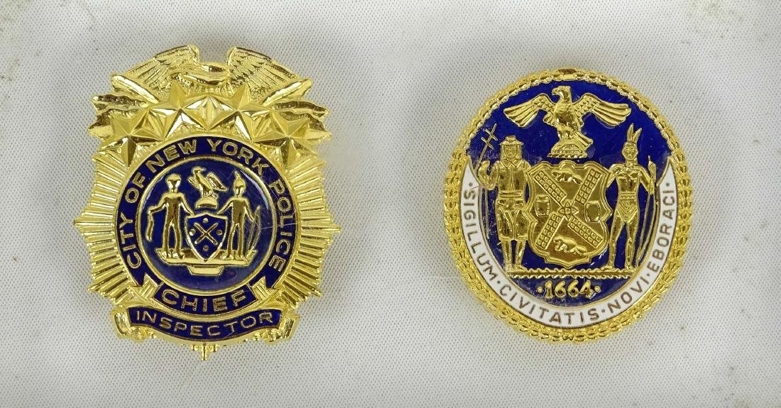New York City Police Paperweights - 2