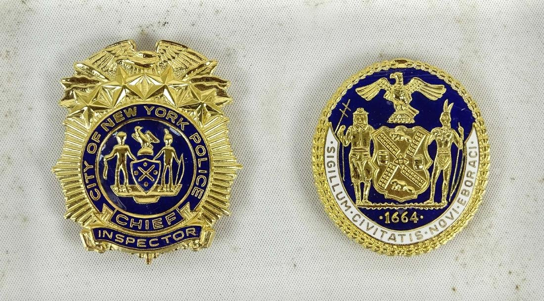New York City Police Paperweights - 3
