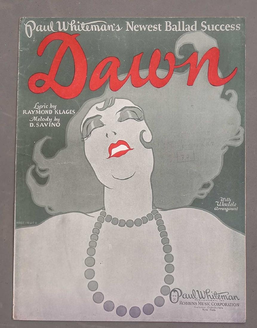 Sheet Music Collection - 10