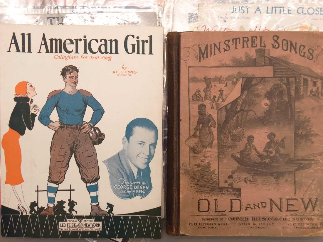 Sheet Music Collection - 2