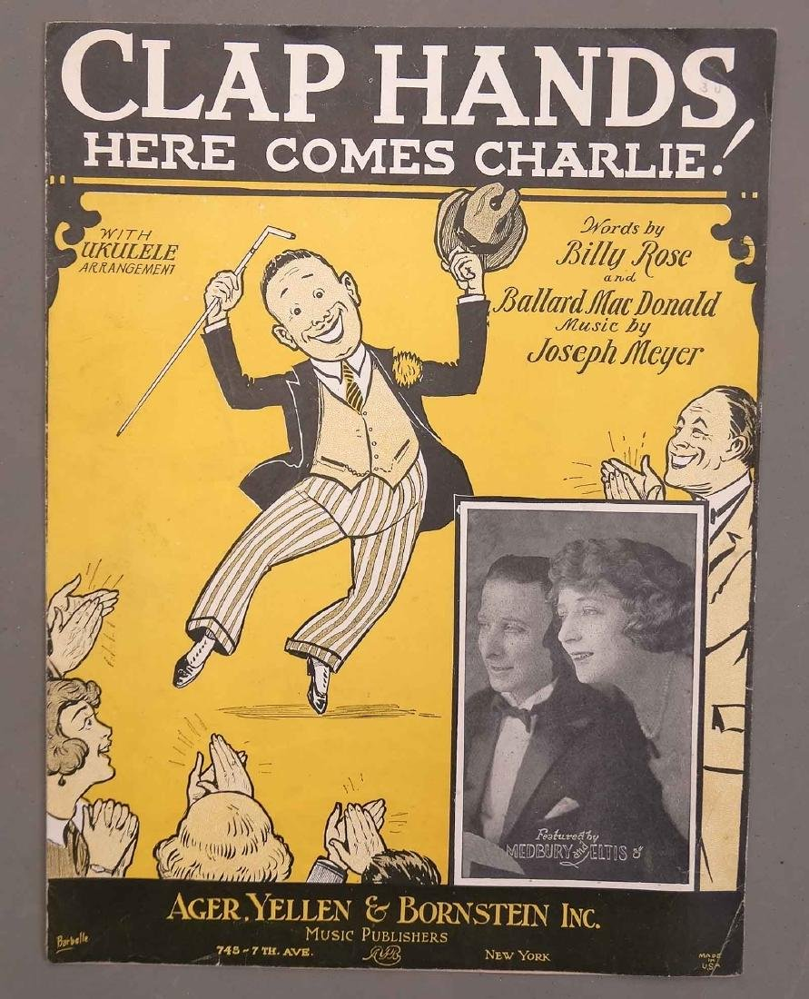 Sheet Music Collection - 8
