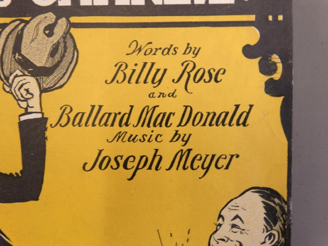 Sheet Music Collection - 9