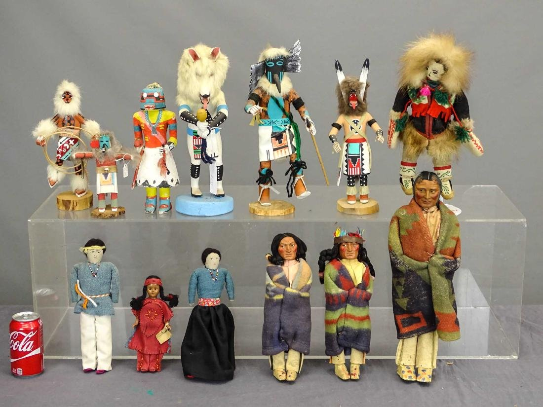 Native American Lot