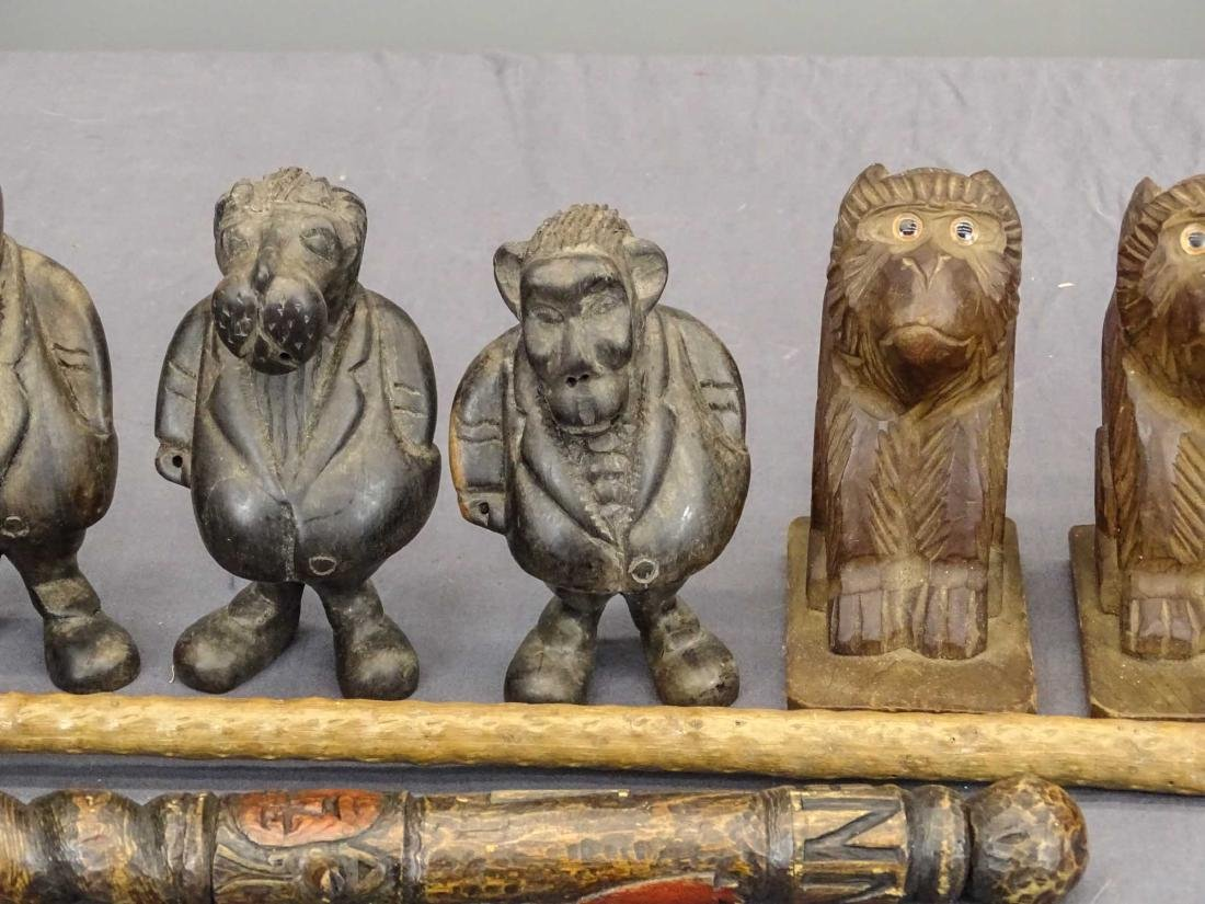 Carving Lot - 6