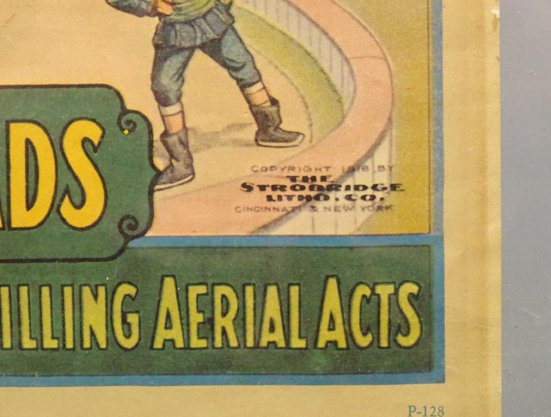 Barnum & Bailey Circus Poster - 6