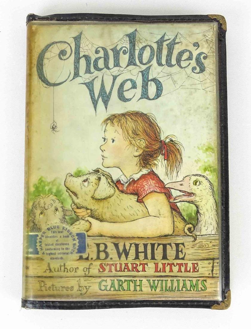 Book: Charlottes Webb