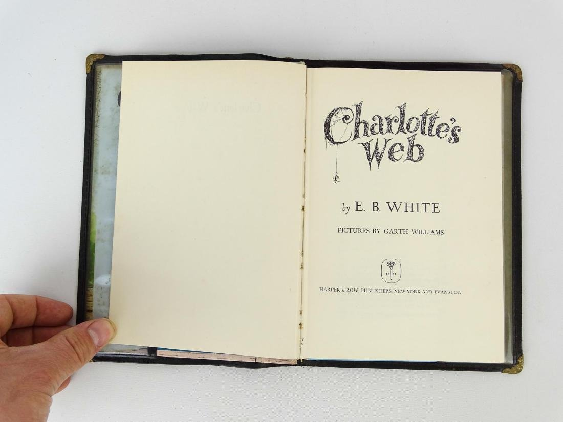 Book: Charlottes Webb - 2