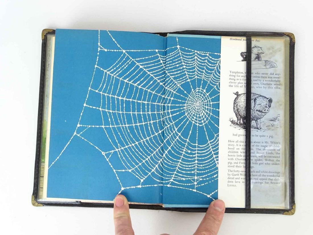 Book: Charlottes Webb - 5