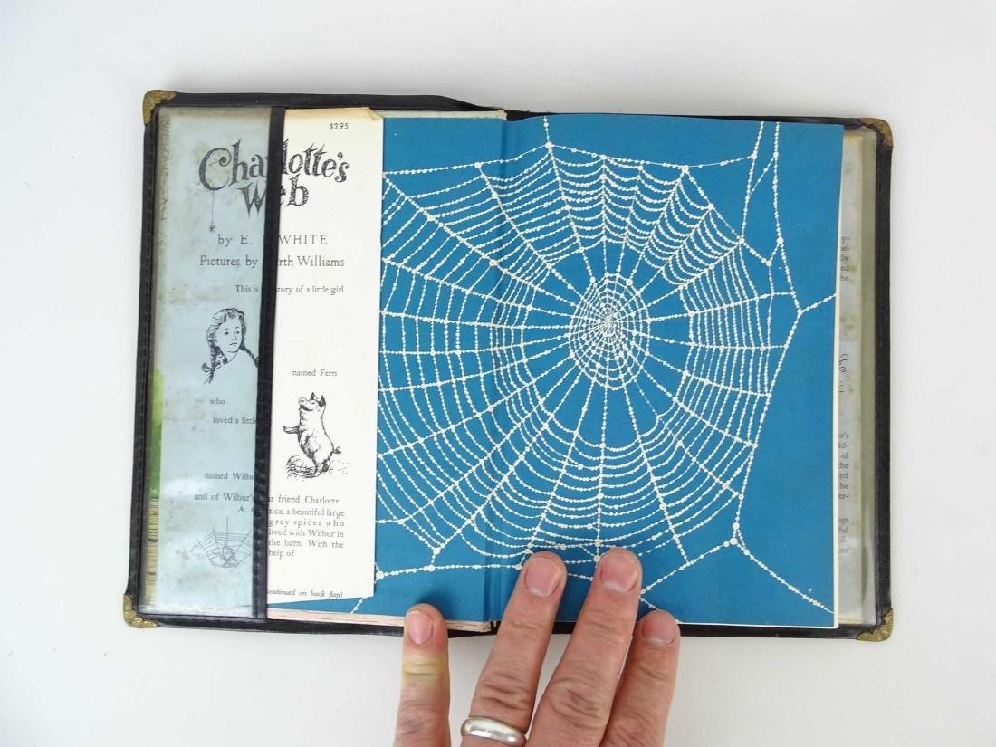 Book: Charlottes Webb - 6