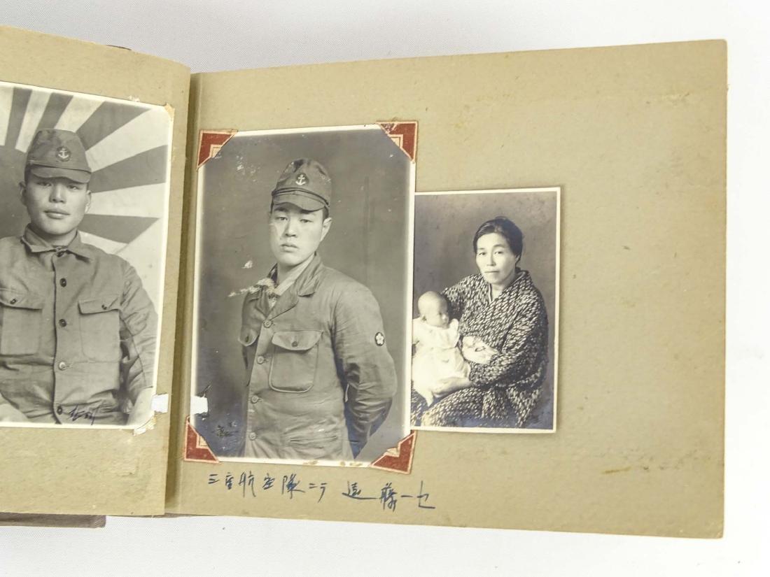 Japanese WWII Photograph Album - 10