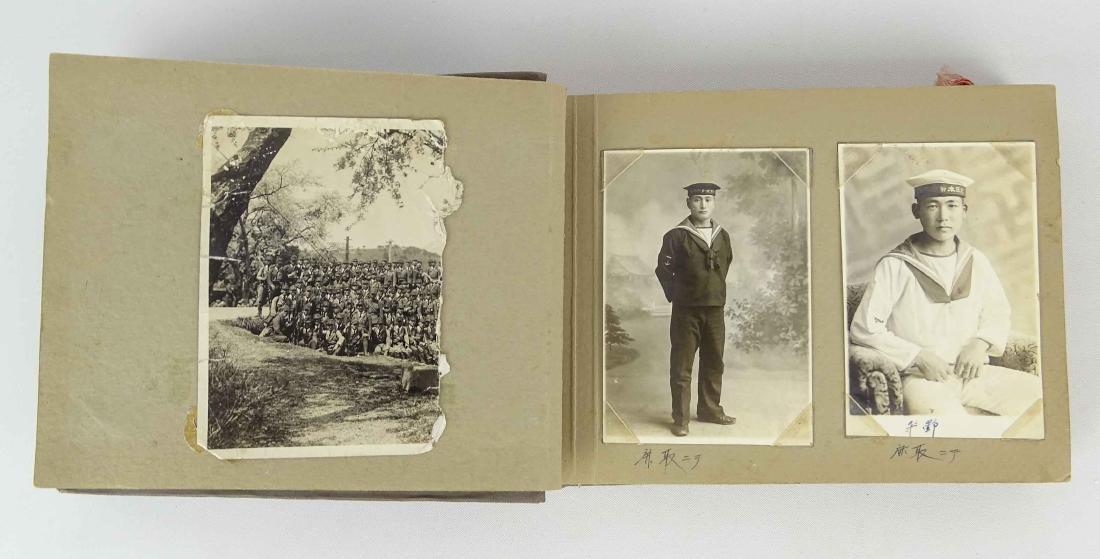Japanese WWII Photograph Album