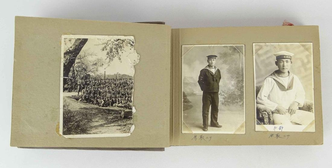 Japanese WWII Photograph Album