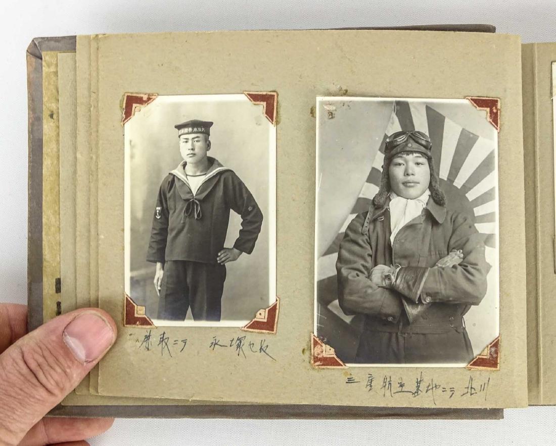 Japanese WWII Photograph Album - 5